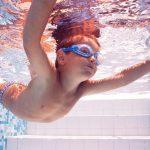 על לימודי שחייה וילדים