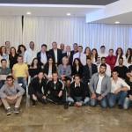 נתניה: מלגות חולקו לספורטאים מצטיינים