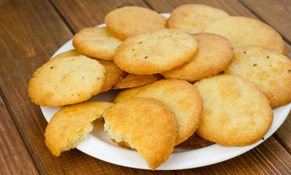 עוגיות פרמז'אן: סוד הטעם הנעלם