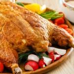 עוף פתוח בחרדל ושום – מושלם לארוחת שבת