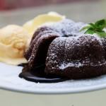 סופלה שוקולד רומנטי לרגעים של אהבה