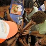 בית ינאי – הסתיים מחנה קיץ בינלאומי לנוער ישראלי ופלסטינאי