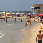 חוף סירונית – נתניה ומשכירי הכיסאות: מחסור בשטח פנוי בחינם ליד קו המים