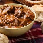 קדרת בקר (טבחה בל קרע) – הנוסח הלובי