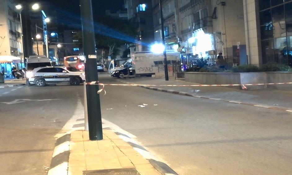 נתניה: נתפס צעיר בחשד שדרס שוטר