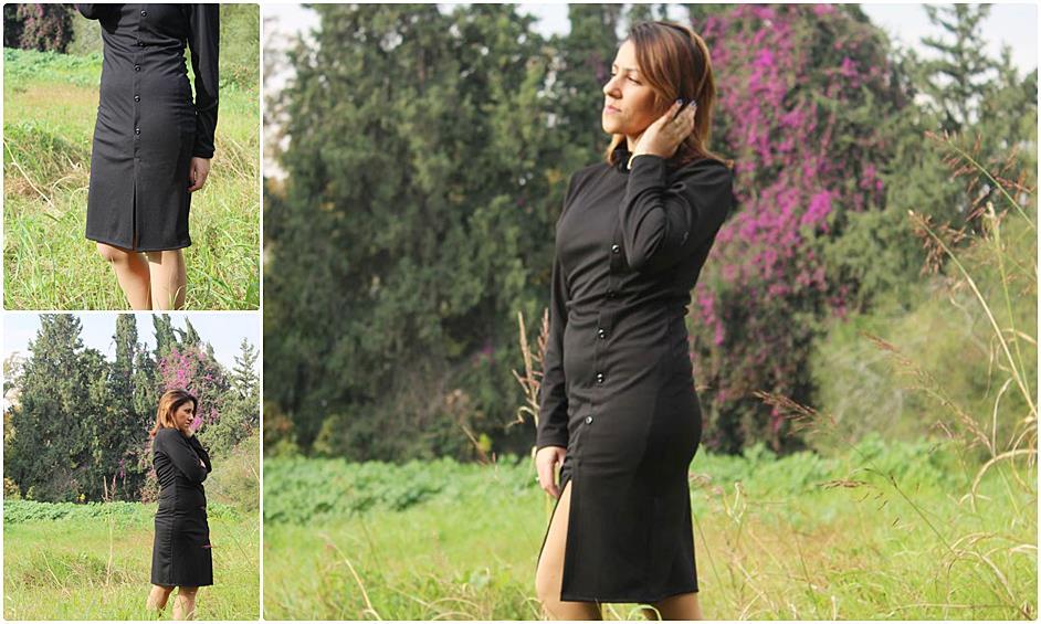 שמלה שחורה – כל אחת חייבת כזאת