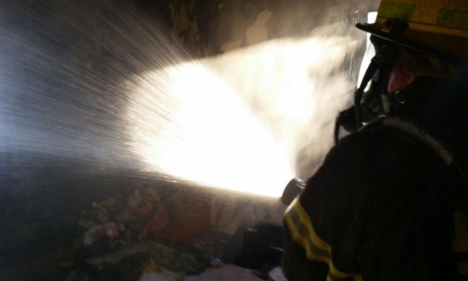 נתניה: כלב נהרג בדליקה בדירה