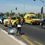 הרוג ופצועה קשה בתאונת דרכים בפרדסיה