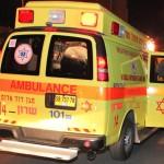 בן 15 נהרג ושלוש ילדות נפצעו מפגיעת כלי רכב