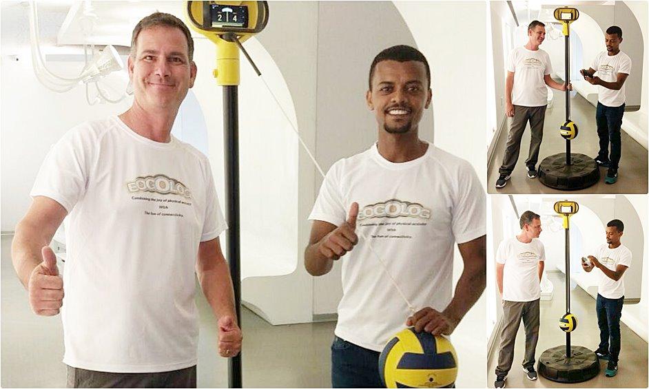 נתניה: עניין בינלאומי בפיתוח משחק כדור שיגרום לילדים ולנוער לעסוק בספורט