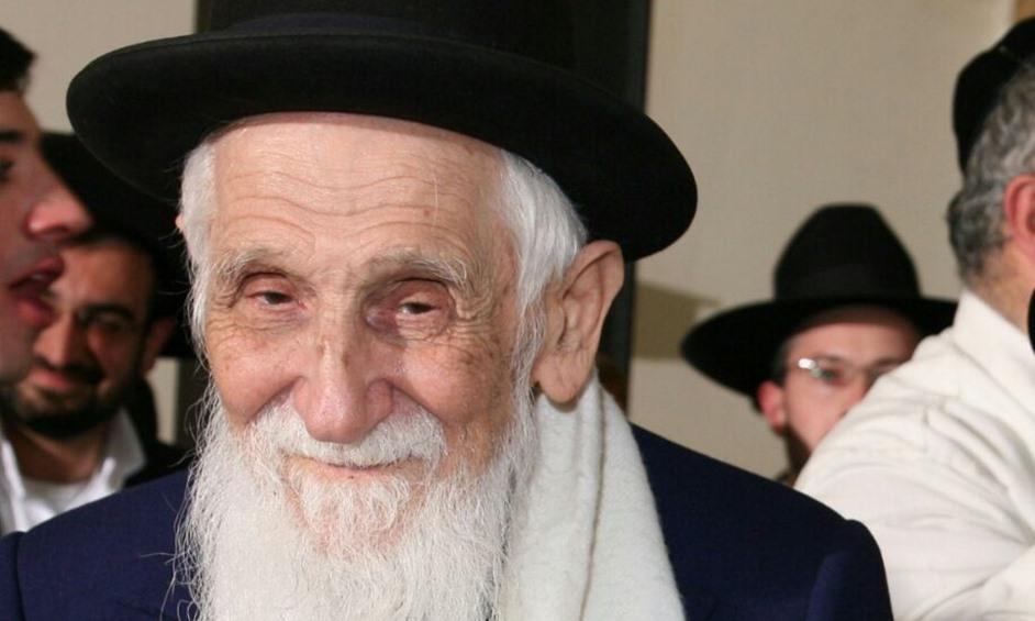 הרב דוד שלוש, רבה הספרדי הראשי של נתניה, הלך לעולמו