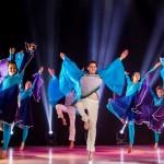 160 רקדני חבצלות נתניה בקונצרט משותף עם תזמורת נתניה וטרמולו