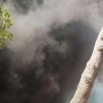 """נתניה: שריפה פרצה בבית ספר """"שרת"""" – התלמידים פונו"""