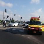 רוכב אופנוע נהרג במחלף דרור