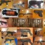 נתניה: עסקאות נשק תוכננו בפיצוציה בעיר
