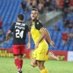 קונצרט בצהוב: מכבי נתניה ניצחה 4:0 את פתח תקווה