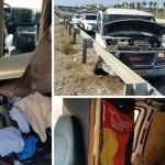 18 שוהים בלתי חוקיים נתפסו סמוך לנתניה