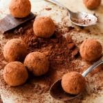 טראפלס – כדורי שוקולד