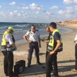 גופת אישה נפלטה מהים סמוך לחוף מכמורת