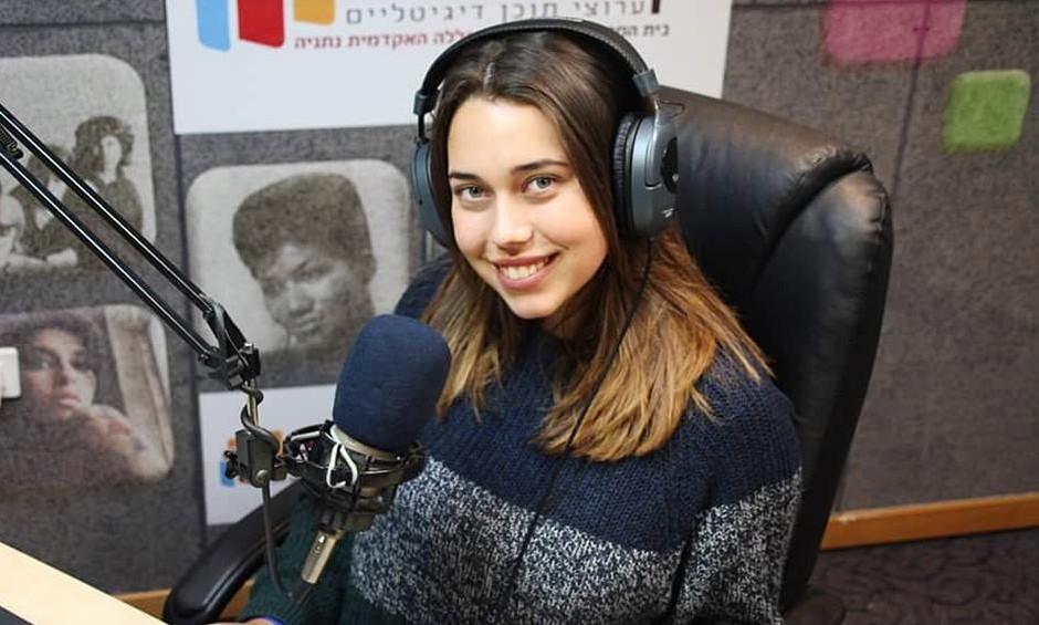 רימון גולדמן רדיו 106 נתניה