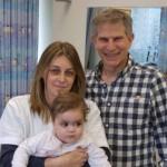 תינוקת שנחנקה מפלסטיק ניצלה הודות לטיפול מהיר