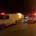 שני הרוגים ושישה פצועים באירוע ירי לבית בנתניה