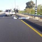 רוכב אופניים נהרג מפגיעת רכב