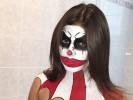 חלי דנינו ציור פנים - נתניה איפור גוף
