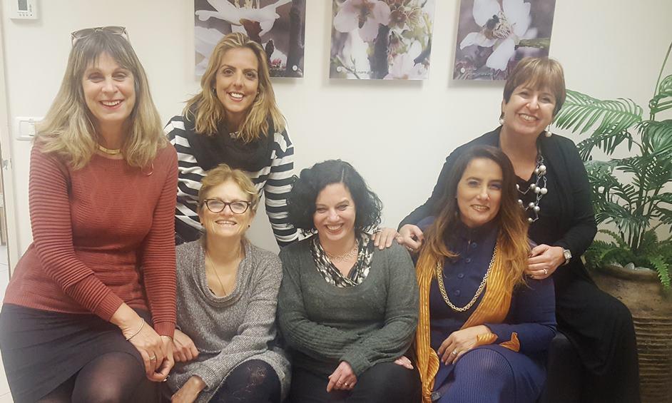 נשות הכללית מציינות את יום האישה הבינלאומי