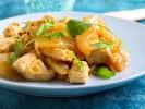 מתכון נתחי חזה עוף אגסים תפוחי עץ נתניה מבשלת
