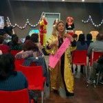 מסיבת פורים מרגשת לבעלי צרכים מיוחדים