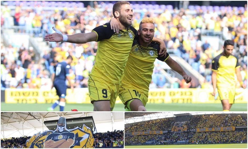 חגיגה צהובה: מכבי נתניה בליגת העל
