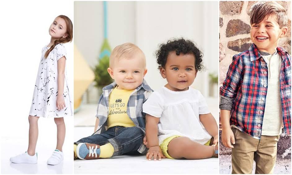 חג פסח: ילדים לובשים גדולים