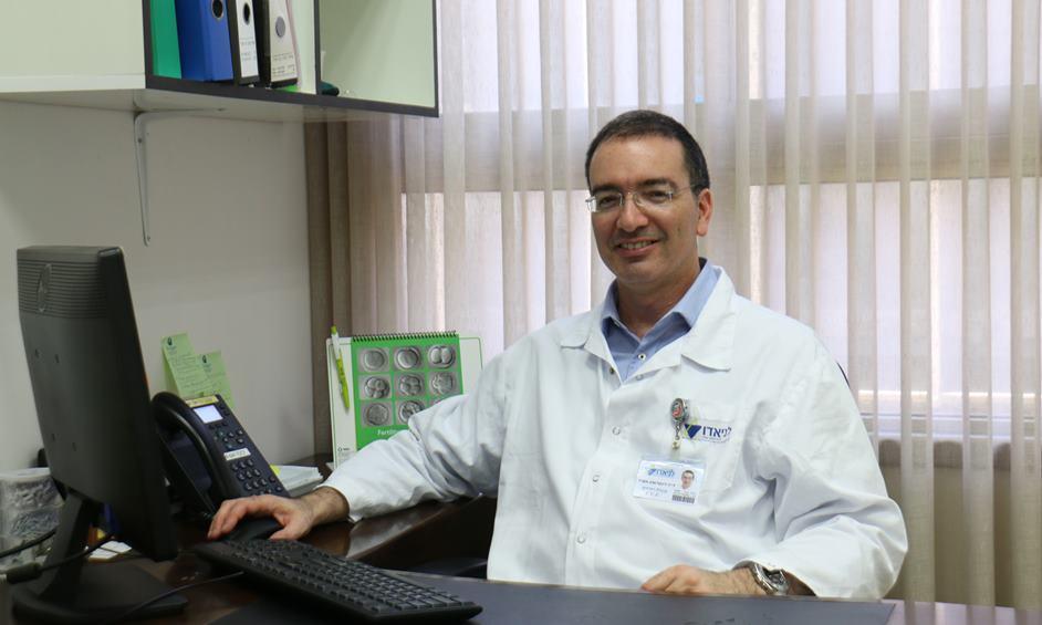 מנהל חדש ליחידת הפוריות וה- IVF בלניאדו