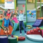 משחקיית פעלטון אגמים נתניה מציגה: כייף חיים לילדים