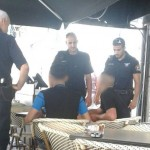 חשש מפני פיגוע הוביל למעצר שני פלשתינים