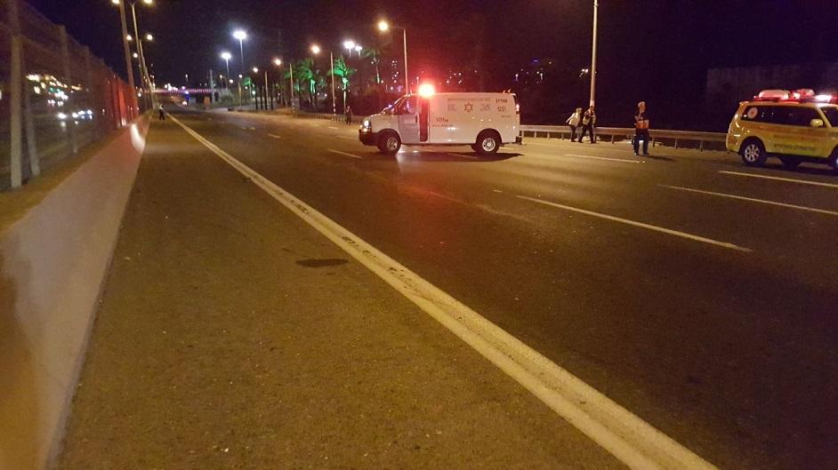 נעצר נהג החשוד במעורבות בתאונת פגע וברח