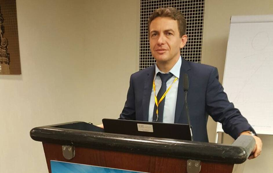 נציג ללניאדו בכנס רוקחות בינלאומי