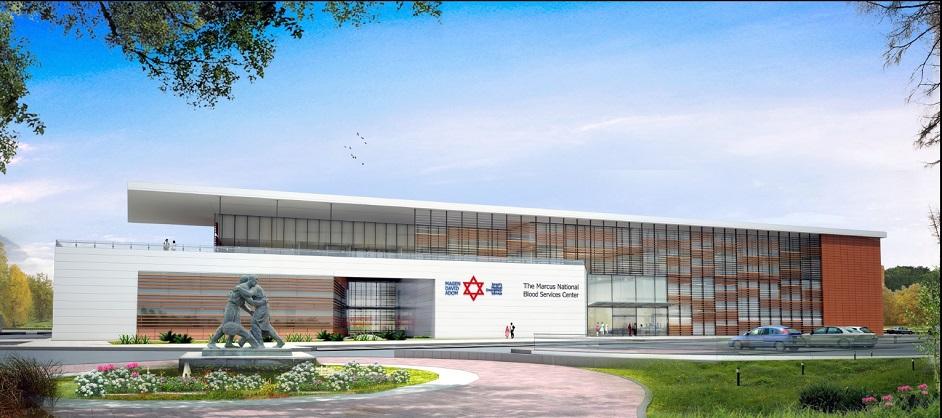 בנק דם חדשני בישראל