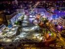 כיכר העצמאות. צילום באדיבות עיריית נתניה