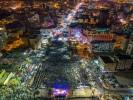 נתניה, מבט מכיכר העצמאות. צילום באדיבות עיריית נתניה