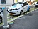 "car to go מיזם רכבים חשמליים שיתופיים בנתניה. צילום יח""צ"