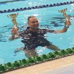 הפועל דולפין אלופת ישראל בשחייה