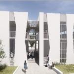 מרכז קהילתי חדש יוקם בלב העיר