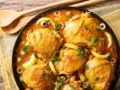 קדרת עוף וזיתים מתכון לעוף וזיתים