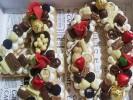 עוגת מספרים מתכון לעוגת יום הולדת